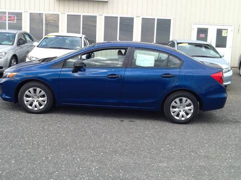 2012 Honda Civic for sale in Caribou, ME