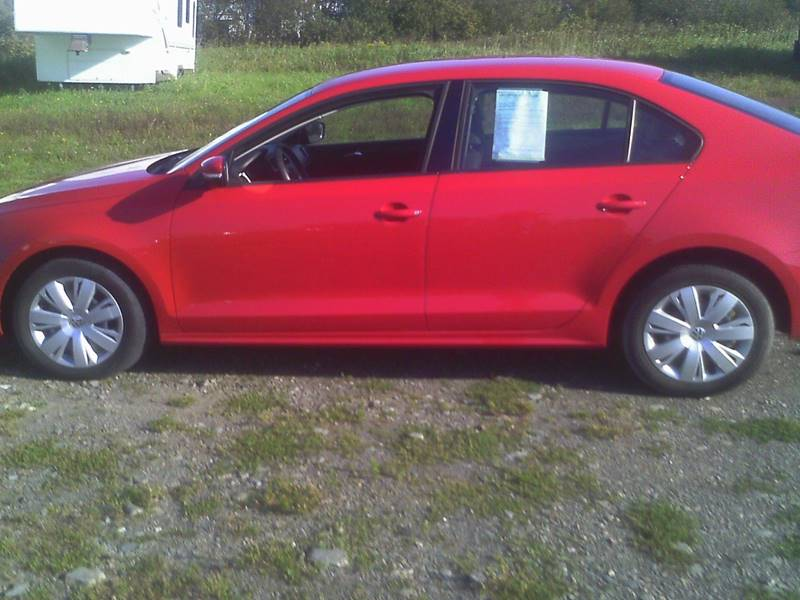 2012 Volkswagen Jetta for sale at Garys Sales & SVC in Caribou ME