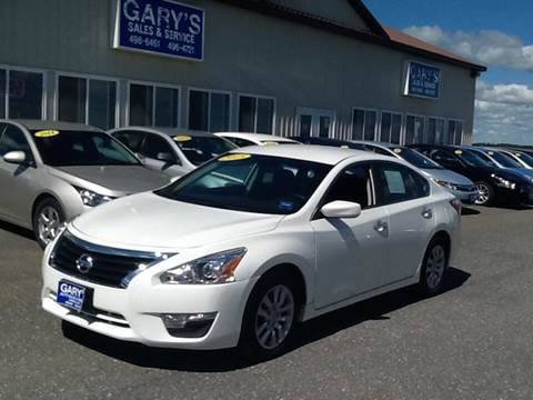 2015 Nissan Altima for sale in Caribou, ME