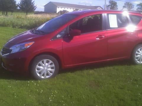 2015 Nissan Versa Note for sale at Garys Sales & SVC in Caribou ME