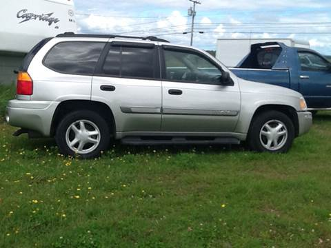 2005 GMC Envoy for sale at Garys Sales & SVC in Caribou ME