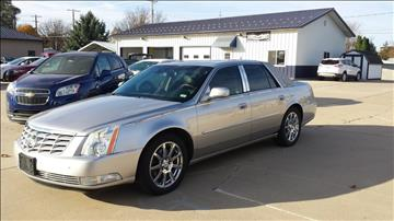 2008 Cadillac DTS for sale in Jefferson, IA
