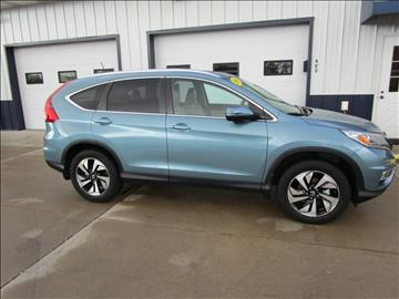 2016 Honda CR-V for sale in Jefferson, IA