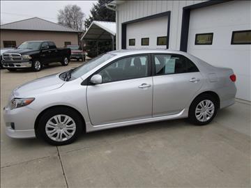 2009 Toyota Corolla for sale in Jefferson, IA
