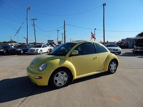 1999 Volkswagen New Beetle for sale in Moore, OK