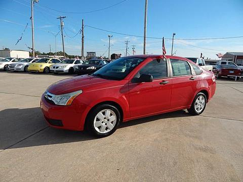 2008 Ford Focus for sale in Moore, OK