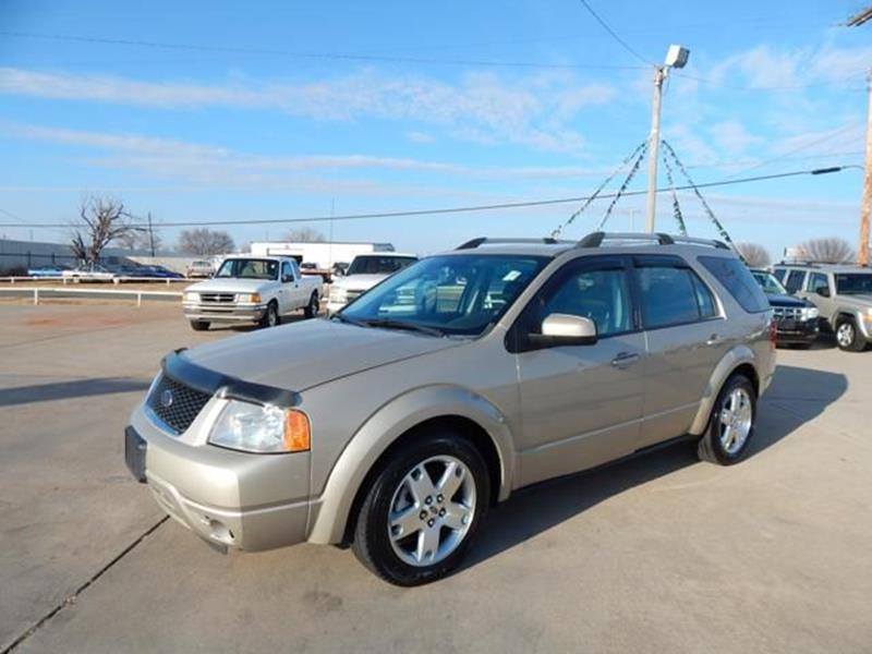 Ford Freestyle Limited In Moore OK Oklahoma Direct Autos - 2005 freestyle