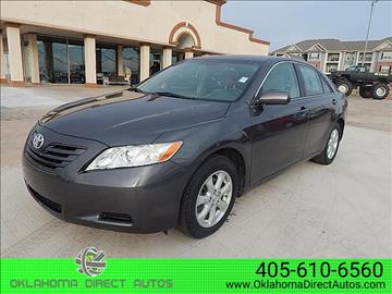 2007 Toyota Camry for sale in Oklahoma City, OK