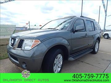 2006 Nissan Pathfinder for sale in Oklahoma City, OK
