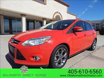 2013 Ford Focus for sale in Oklahoma City, OK