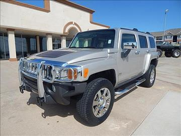 2007 HUMMER H3 for sale in Moore, OK