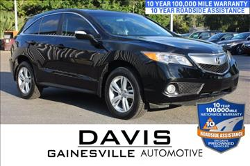 2013 Acura RDX for sale in Gainesville, FL