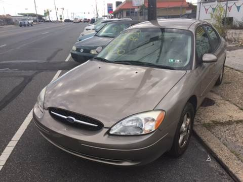 2002 Ford Taurus for sale in Philadelphia, PA