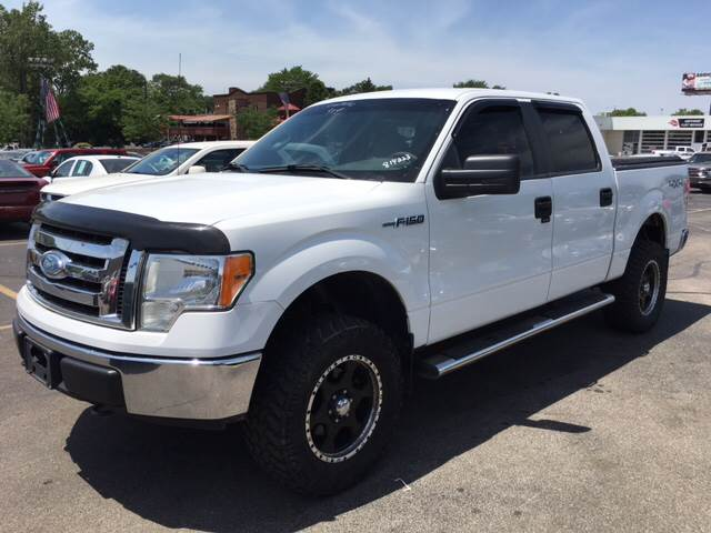 2009 Ford F-150 4x4 XLT 4dr SuperCrew Styleside 5.5 ft. SB - Oregon OH