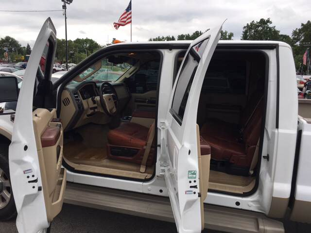 2008 Ford F-250 Super Duty Lariat 4dr Crew Cab 4WD SB - Oregon OH