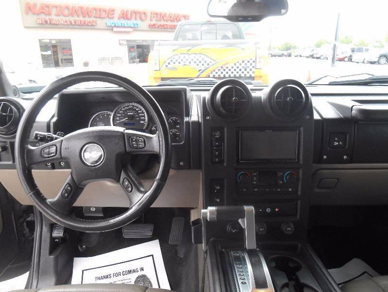 2005 HUMMER H2 4WD 4dr SUV - Oregon OH