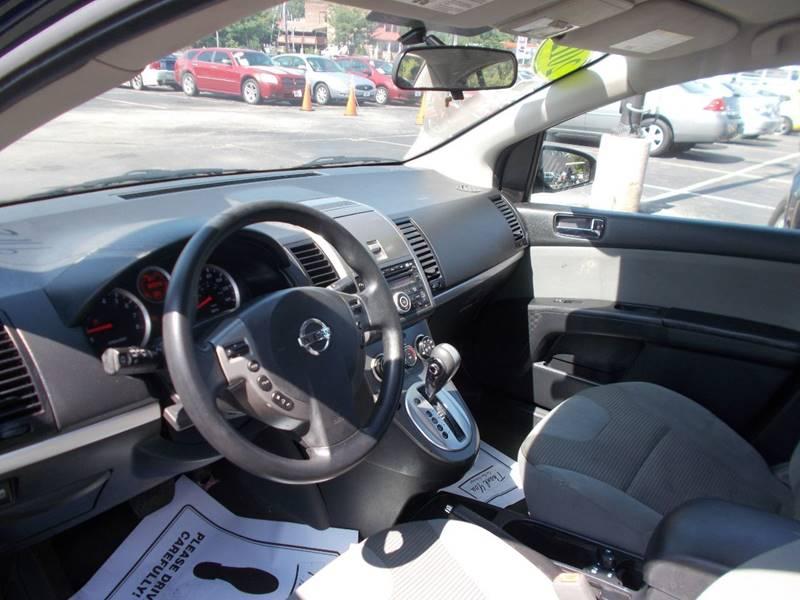 2012 Nissan Sentra 2 0 S 4dr Sedan In Oregon OH - Nationwide Auto