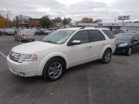 2009 Ford Taurus X for sale in Oregon, OH