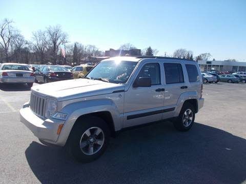 2008 Jeep Liberty for sale in Oregon, OH