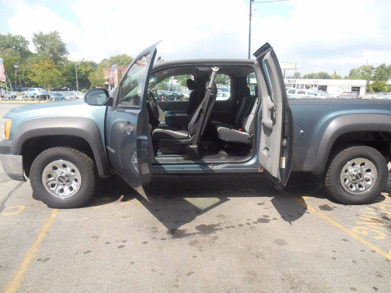 2008 GMC Sierra 1500 4WD Work Truck 4dr Extended Cab 6.5 ft. SB - Oregon OH