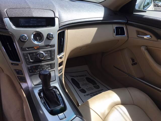 2008 Cadillac CTS AWD 3.6L DI 4dr Sedan - Oregon OH
