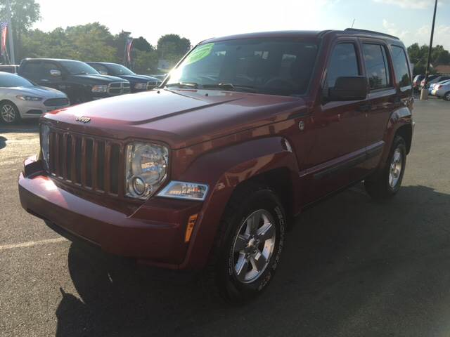 2011 Jeep Liberty 4x4 Sport 4dr SUV - Oregon OH