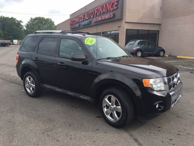 2010 Ford Escape AWD Limited 4dr SUV - Oregon OH