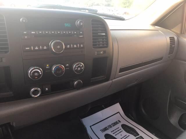 2010 Chevrolet Silverado 1500 4x2 LS 4dr Crew Cab 5.8 ft. SB - Oregon OH