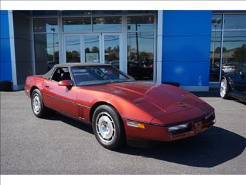 1986 Chevrolet Corvette for sale in West Caldwell, NJ