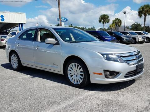 2011 Ford Fusion Hybrid for sale in Live Oak, FL