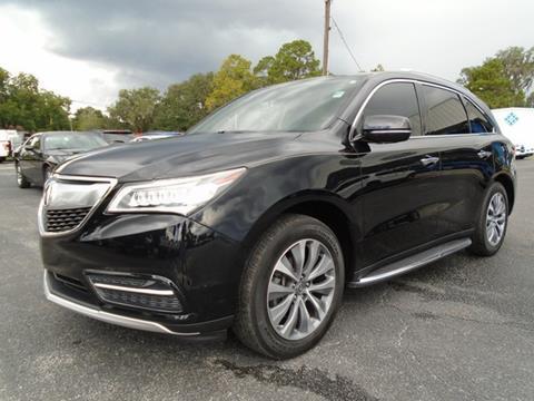 2014 Acura MDX for sale in Live Oak, FL