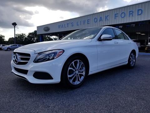 2016 Mercedes-Benz C-Class for sale in Live Oak, FL