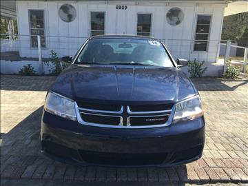2014 Dodge Avenger for sale at Atlas Autoplex in Jacksonville FL