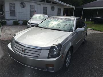 2007 Cadillac CTS for sale at Atlas Autoplex in Jacksonville FL