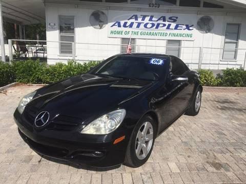 2006 Mercedes-Benz SLK for sale in Jacksonville, FL