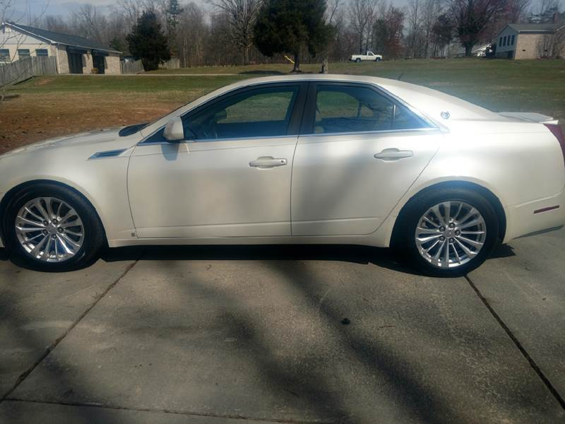 2008 Cadillac CTS for sale at Lanier Motor Company in Lexington NC