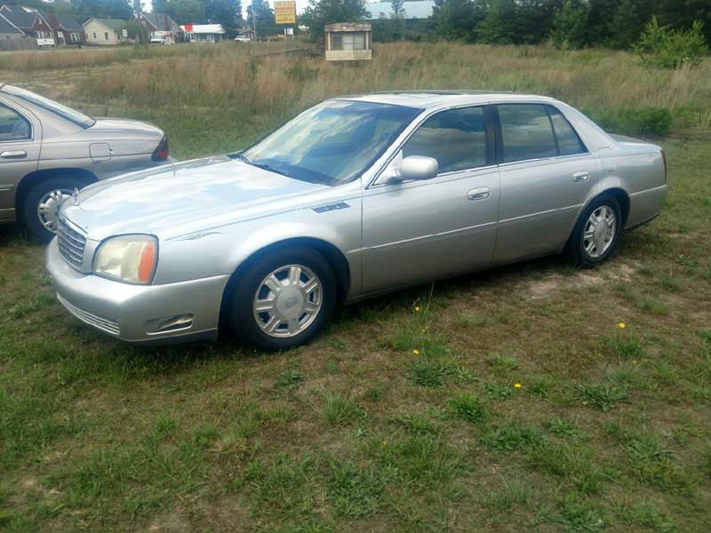 2005 Cadillac DeVille for sale at Lanier Motor Company in Lexington NC