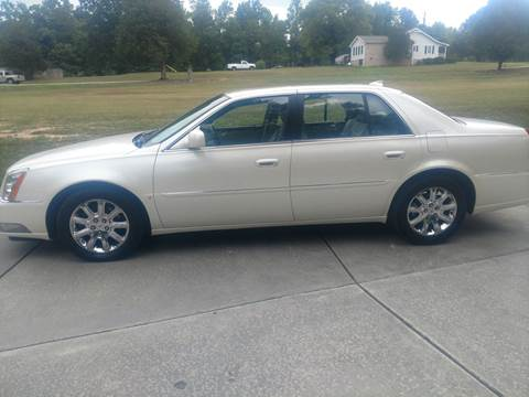2009 Cadillac DTS for sale at Lanier Motor Company in Lexington NC