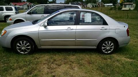 2006 Kia Spectra for sale at Lanier Motor Company in Lexington NC