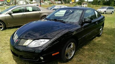 2004 Pontiac Sunfire for sale at Lanier Motor Company in Lexington NC