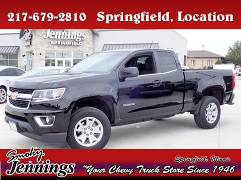 2016 Chevrolet Colorado for sale in Palmyra, IL
