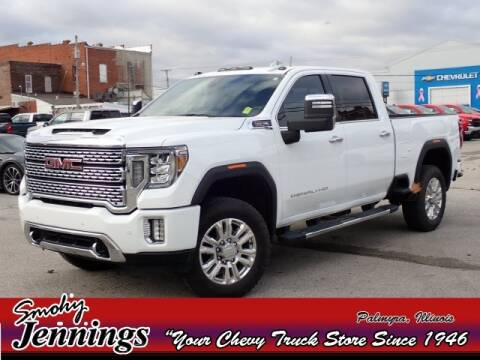 2020 GMC Sierra 2500HD for sale in Palmyra, IL