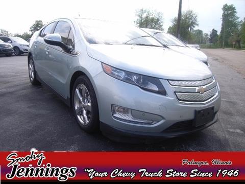 2012 Chevrolet Volt for sale in Palmyra, IL