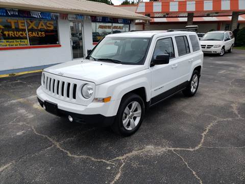 2015 Jeep Patriot for sale in Tyler, TX
