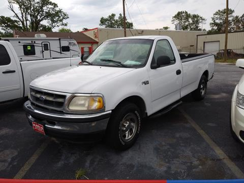 1998 Ford F-150 for sale in Tyler, TX