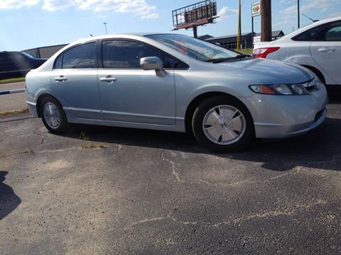 2007 Honda Civic for sale in Tyler, TX