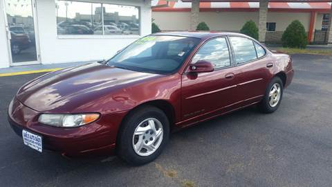 2001 Pontiac Grand Prix for sale in Tyler, TX