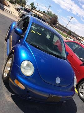 2003 Volkswagen New Beetle for sale in Gillette, WY