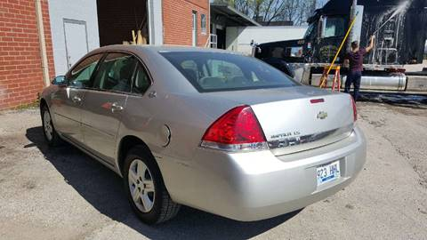 2006 Chevrolet Impala for sale in Louisville, KY