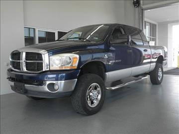 2006 Dodge Ram Pickup 2500 for sale in Morehead, KY